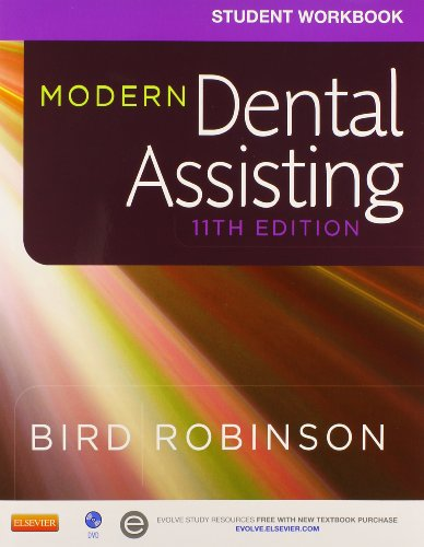 Modern Dental Assisting - Textbook and Workbook Package  11th edition cover