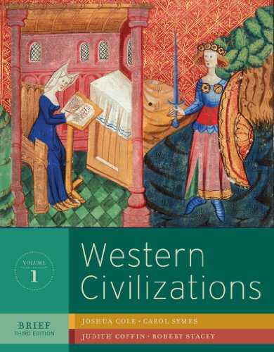 Western Civilizations Their History and Their Culture 3rd 2011 9780393934885 Front Cover