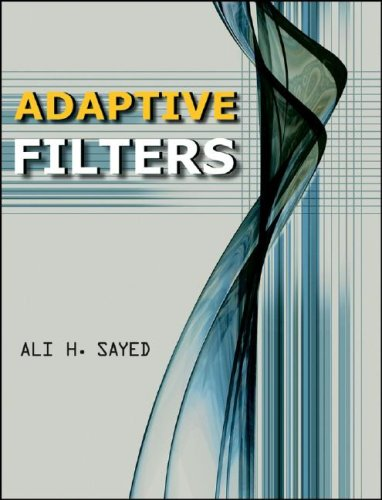 Adaptive Filters   2008 edition cover