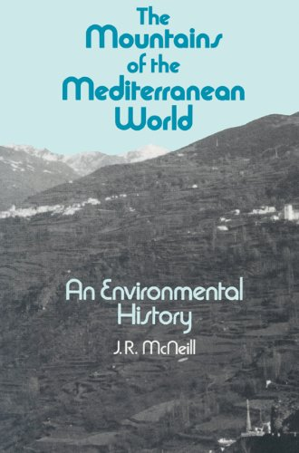 Mountains of the Mediterranean World   2002 9780521522885 Front Cover