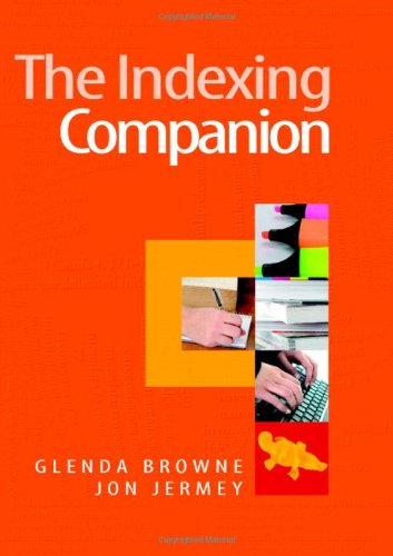 Indexing Companion   2007 9780521689885 Front Cover