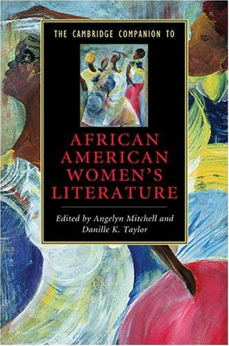Cambridge Companion to African American Women's Literature   2009 9780521858885 Front Cover