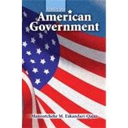 Notes on American Government  2nd (Revised) edition cover