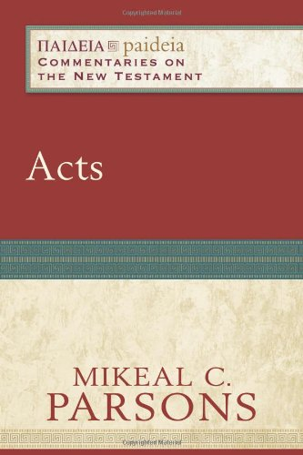 Acts   2008 edition cover