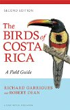 Birds of Costa Rica A Field Guide 2nd 2014 (Revised) 9780801479885 Front Cover