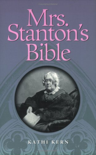 Mrs. Stanton's Bible   2001 edition cover