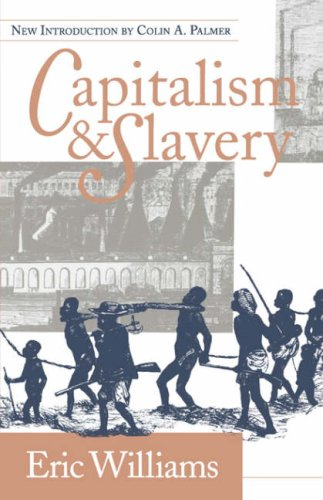 Capitalism and Slavery   1994 (Reprint) edition cover