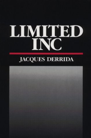 Limited Inc  N/A edition cover