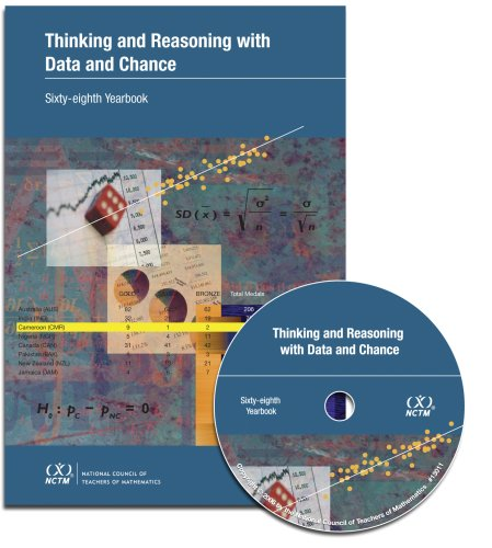 Thinking and Reasoning with Data and Chance   2006 edition cover