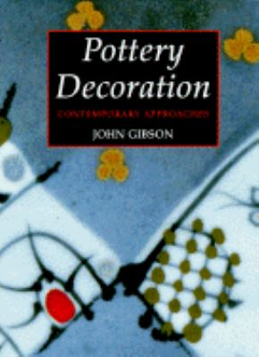 Pottery Decoration Contemporary Approaches N/A 9780879517885 Front Cover