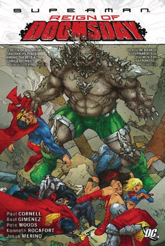 Reign of Doomsday   2013 9781401236885 Front Cover