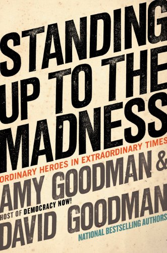 Standing up to the Madness Ordinary Heroes in Extraordinary Times  2008 9781401322885 Front Cover