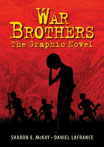 War Brothers The Graphic Novel 3rd 2013 edition cover