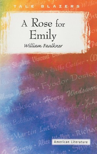 Rose for Emily   1990 edition cover