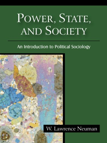 Power, State, and Society An Introduction to Political Sociology N/A edition cover