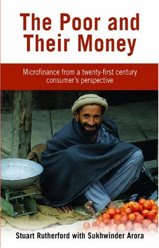 Poor and Their Money Microfinance from a Twenty-First Century Consumer's Perspective 2nd 2009 edition cover
