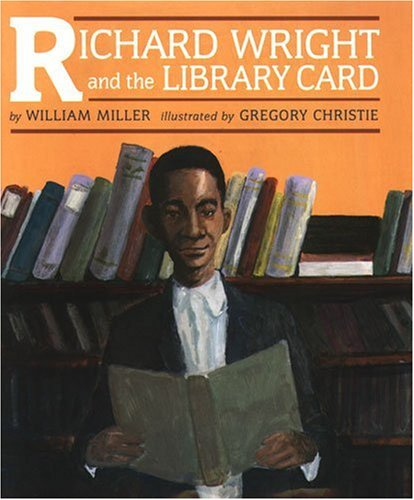 Richard Wright and the Library Card   1997 edition cover