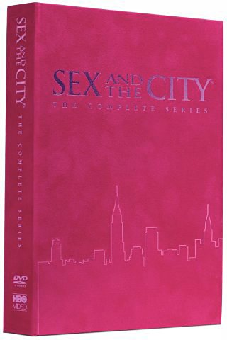 Sex and the City: The Complete Series (Collector's Giftset) [DVD] (2005) System.Collections.Generic.List`1[System.String] artwork