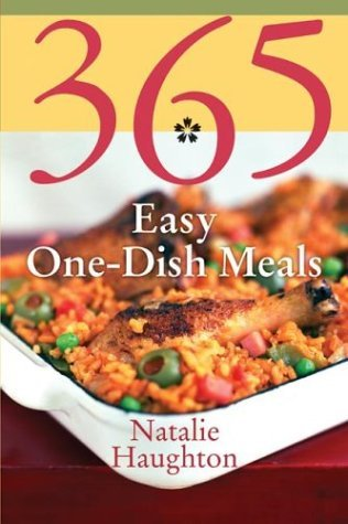 365 Easy One-Dish Meals  N/A 9780060578886 Front Cover