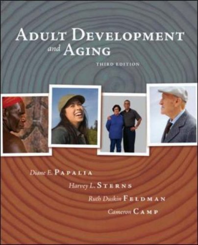Adult Development and Aging  3rd 2007 (Revised) edition cover