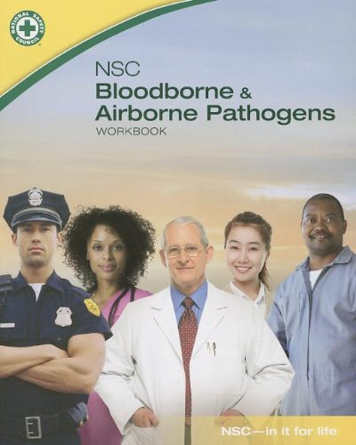 Blood and Airborne Pathogens  N/A edition cover
