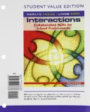 Interactions Collaboration Skills for School Professionals, Student Value Edition 7th 2013 edition cover