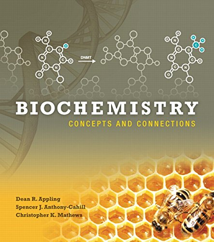 MasteringChemistry with Pearson EText -- Standalone Access Card -- for Biochemistry Concepts and Connections  2016 edition cover