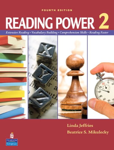 Reading Power 2  4th 2010 (Student Manual, Study Guide, etc.) edition cover