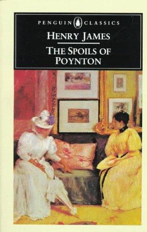 Spoils of Poynton   1987 edition cover