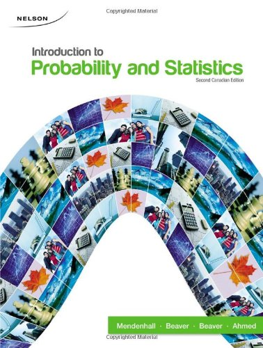 Introduction to Probability and Statistics  2nd 2010 edition cover