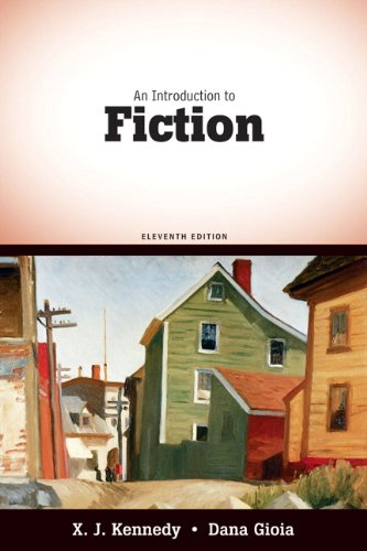 Introduction to Fiction  11th 2010 edition cover
