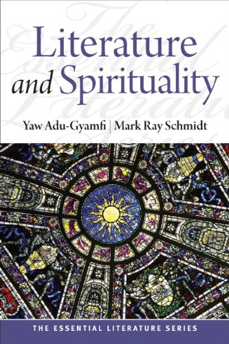 Literature and Spirituality   2011 edition cover
