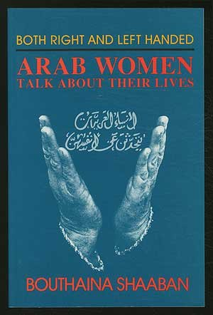 Both Right and Left Handed Arab Women Talk about Their Lives N/A 9780253206886 Front Cover
