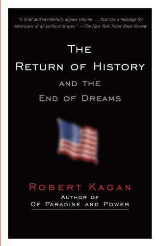 Return of History and the End of Dreams   2009 edition cover
