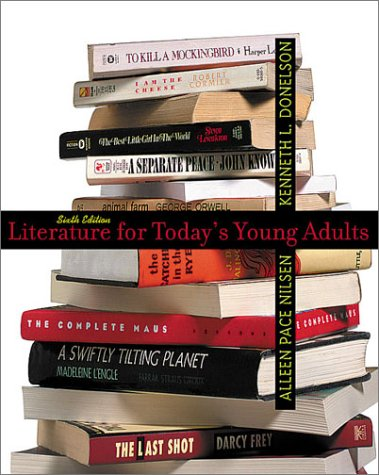 Literature for Today's Young Adults  6th 2001 9780321037886 Front Cover