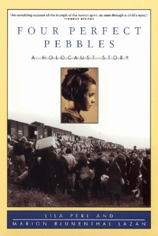 Four Perfect Pebbles  N/A edition cover
