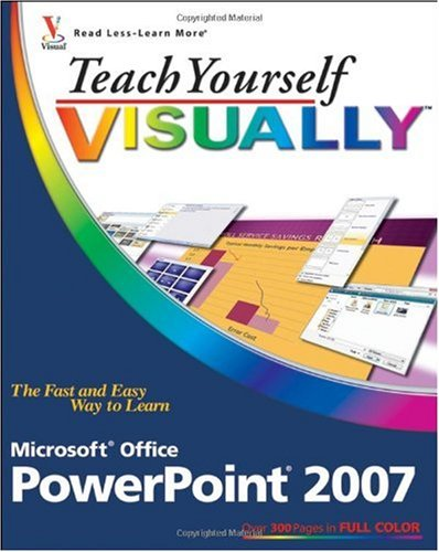 Microsoft Office Powerpoint 2007   2007 edition cover