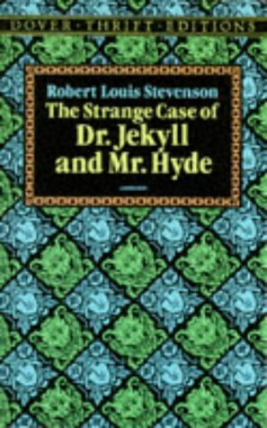 Strange Case of Dr. Jekyll and Mr. Hyde   1991 (Reprint) 9780486266886 Front Cover