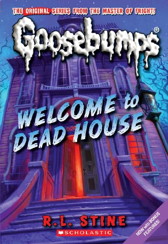 Welcome to Dead House  N/A edition cover
