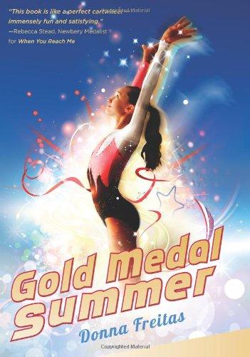 Gold Medal Summer   2012 9780545327886 Front Cover