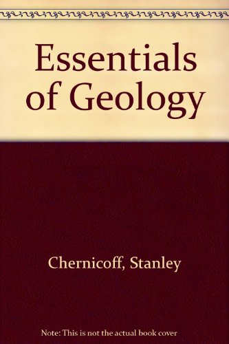 Essentials of Geology Text with Student Technology Package 3rd 2003 9780618249886 Front Cover