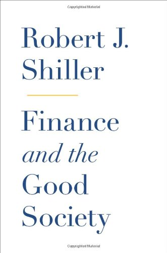 Finance and the Good Society   2012 edition cover