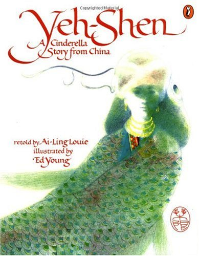 Yeh-Shen A Cinderella Story from China  2004 edition cover