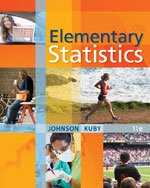 Student Solutions Manual for Johnson/Kuby's Elementary Statistics, 11th  11th 2012 edition cover