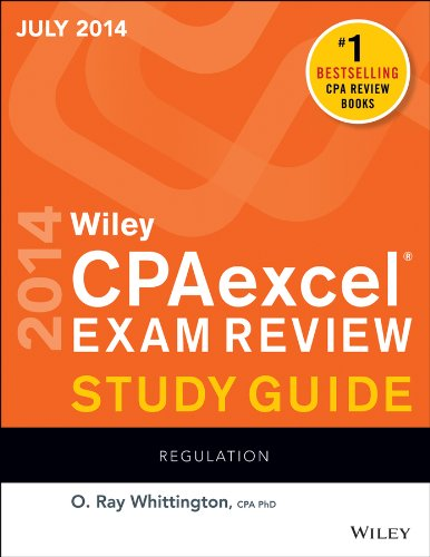 Wiley Cpaexcel Exam Review Spring 2014 Regulation 12th 2014 9781118917886 Front Cover