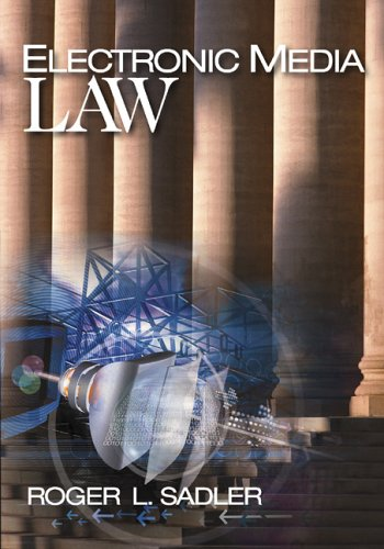 Electronic Media Law   2005 edition cover