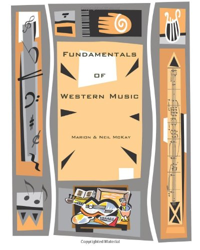 Fundamentals of Western Music  N/A edition cover