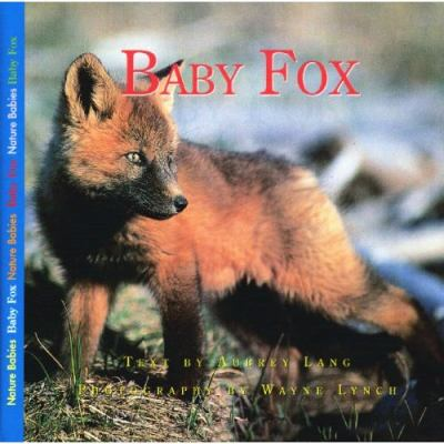 Baby Fox   2002 9781550416886 Front Cover