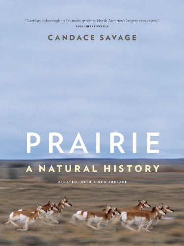 Prairie A Natural History 2nd 2011 edition cover