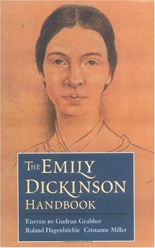 Emily Dickinson Handbook   2004 edition cover